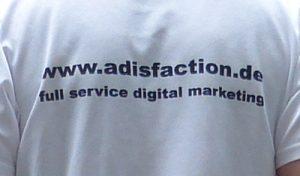 adisfaction-Trikot