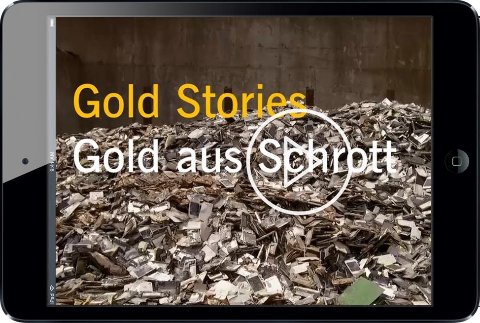 Gold Stories_Gold aus Schrott