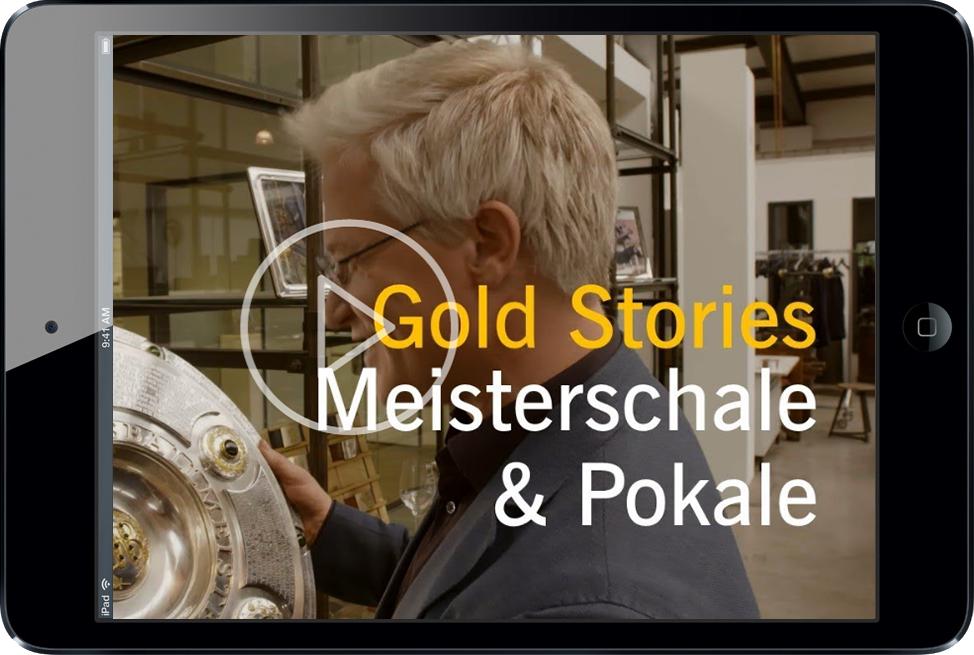 Gold Stories_Meisterschale & Pokale