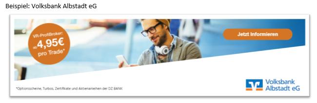 DZ BANK Regio-Marketing Albstadt