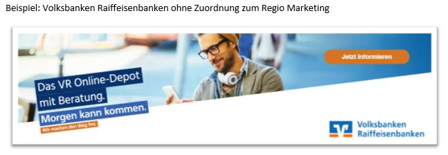 DZ BANK Regio-Marketing Standardmotiv